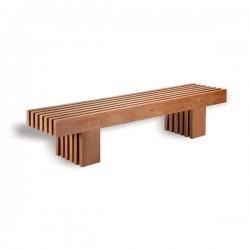 Bench, Seat, Woodscape, Hardwood, Street Furniture, Wooden Bench, Street Furniture, Outdoor Furniture, Outdoor Seating, Type 8, Slatted Seating, Waved Seating, Straight Seating