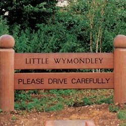 FEATURE_Little Wymondley sign