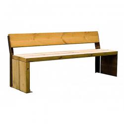Corten Seat