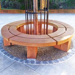 Circular Tree Seat